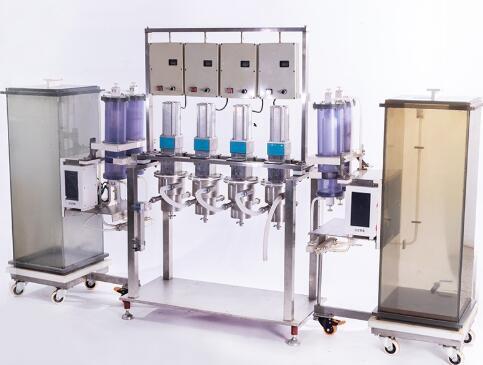 中药逆流萃取器具有哪些应用特性