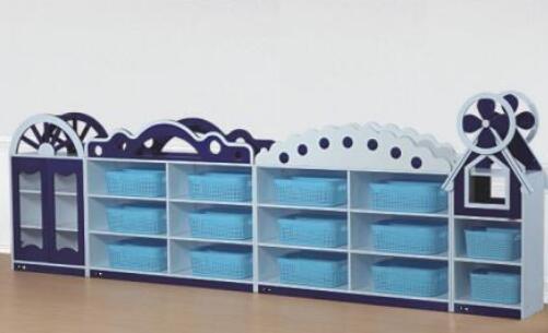 幼儿园区角组合玩具柜适合哪些场所使用