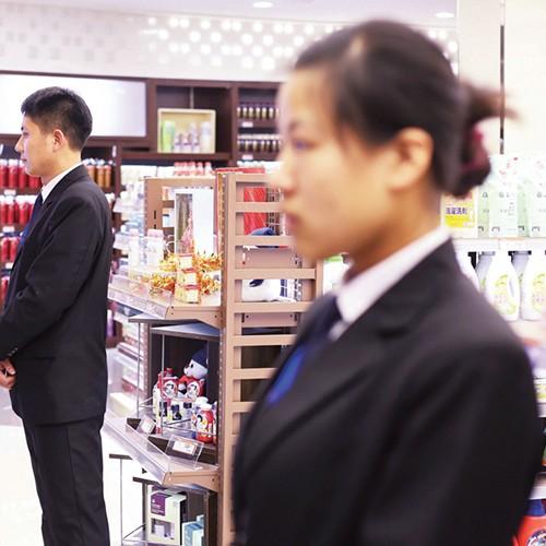 商场保安外包服务的优势是什么?