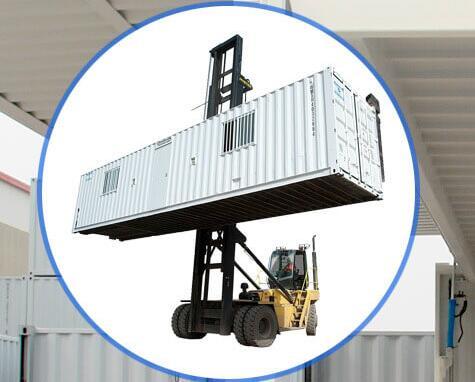 集装箱厂家讲述集装箱房屋的搭建原则有哪些