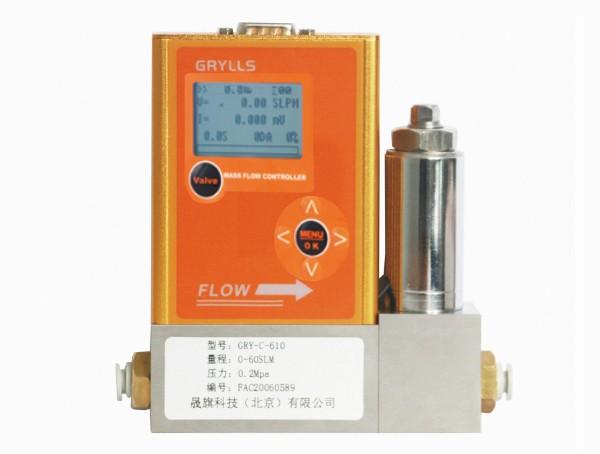 热式气体质量流量控制器被广泛应用于化肥厂氨气测试的意义?