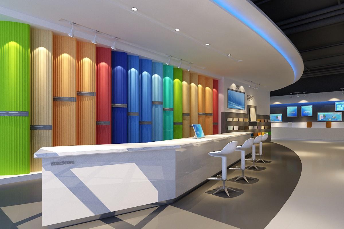 企业展厅设计未来发展变化趋势如何