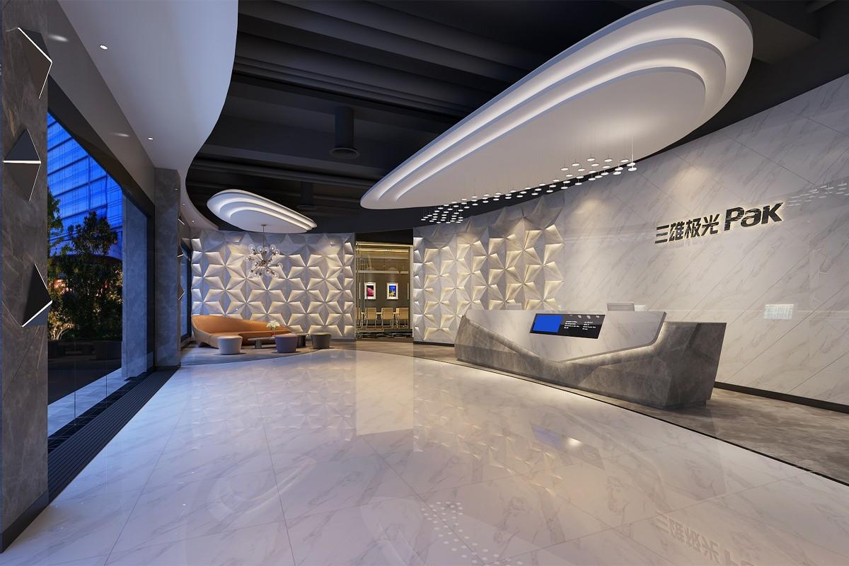 企业展厅设计需要关注哪些视觉要素