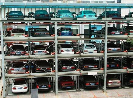 创建智能立体停车场的准备工作有哪些