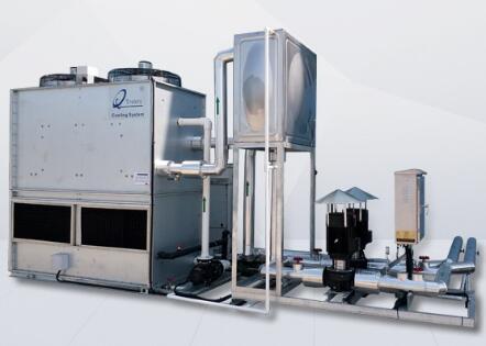 上海冷却塔设备合作需求大的原因