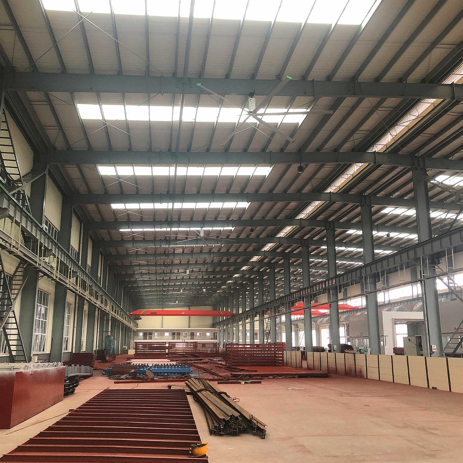 哪些因素会对大型工业风扇的焊接造成影响?
