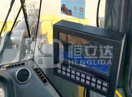 装载机电子秤使用过程中要注意哪些事情