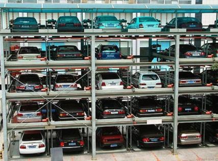 智能立体停车场中常见的停车方式有哪些