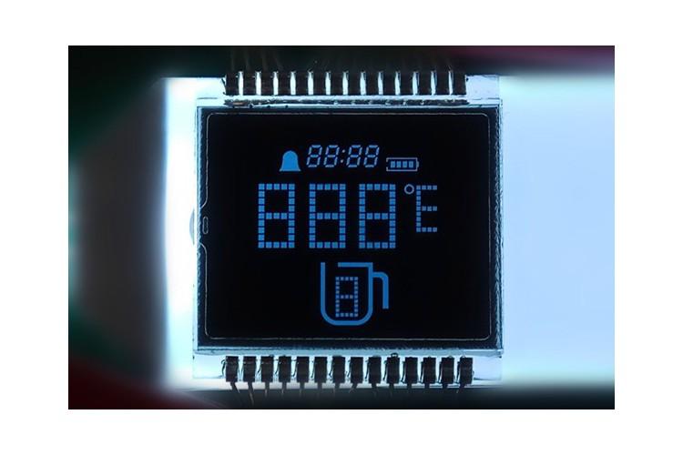 段码LCD液晶显示屏能被应用到哪些领域