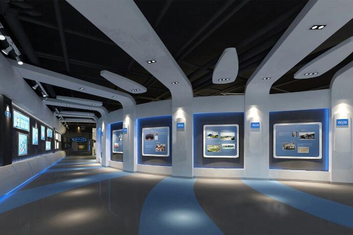 木地板企业展厅设计应从哪些方面着手?