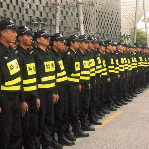 为什么要选择上海保安服