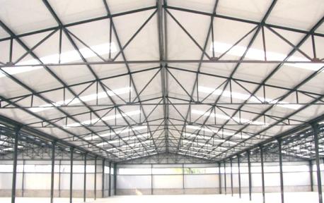 上海钢结构工程为什么要选大平台