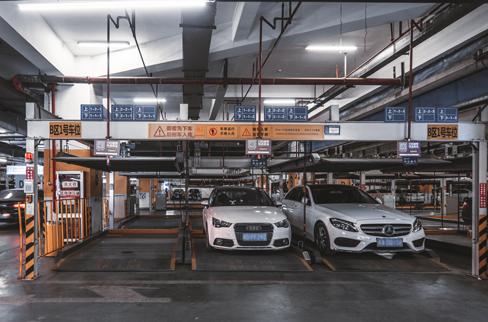 智能立体停车场的使用注意事项有哪些?