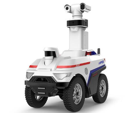 巡逻机器人的功能体现在哪些方面