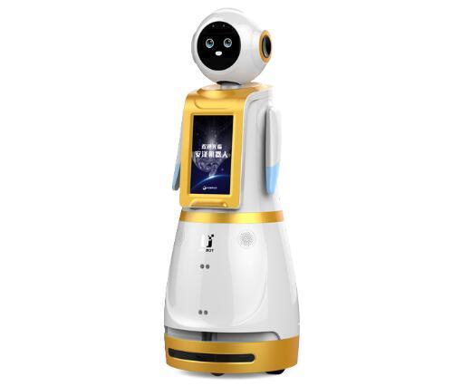 迎宾服务机器人的应用优势是什么
