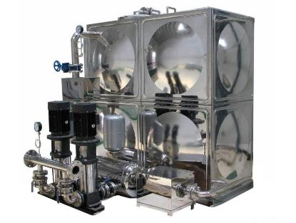 广州无负压供水设备的优势有哪些