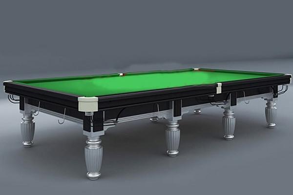 桌球馆应该如何选购桌球台?