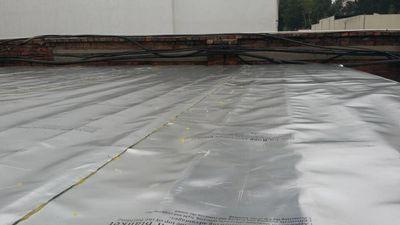 屋頂防水補漏施工時要注意什么問題
