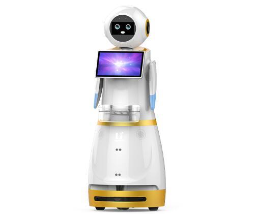 选取服务机器人能获得哪些好处