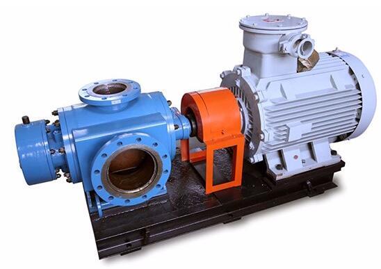 三螺杆泵的运用特点是什么