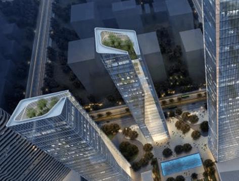 红树林现代金融产业城有哪些优势