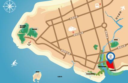 北部湾金融产业城包含哪些产业功能分区