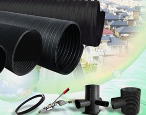 双壁波纹管厂家详解:选购双壁波纹管时应如何确认外观质量?