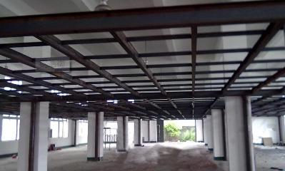 钢结构仓库为什么广受市场欢迎