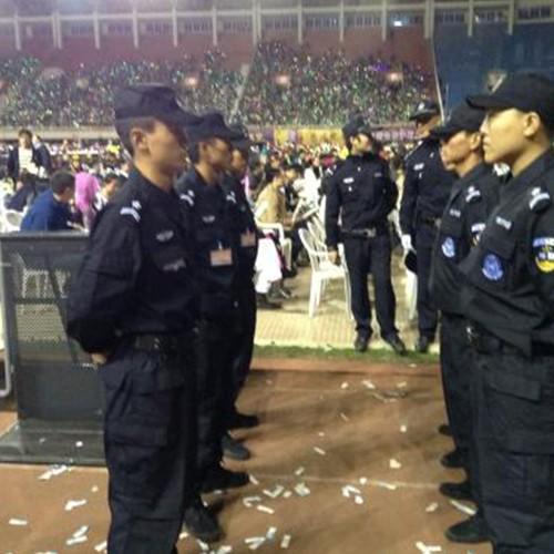 上海保安服务公司对门卫保安执勤的要求有哪些?