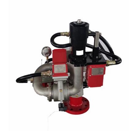 防爆电控炮与传统消防产品相比具有哪些优势