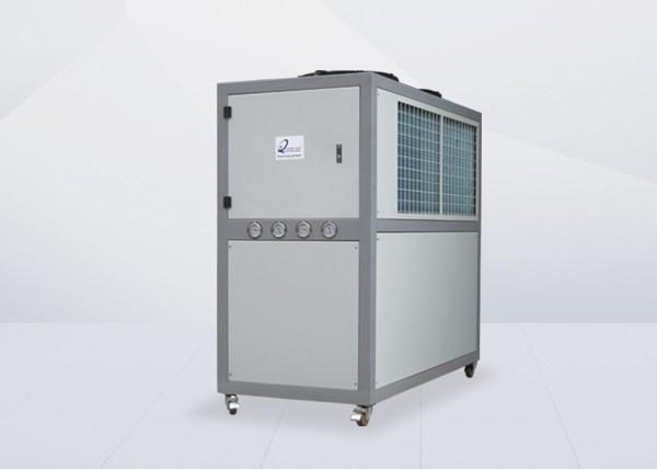 密闭式冷却塔的电动机电流过载是什么原因引起的?
