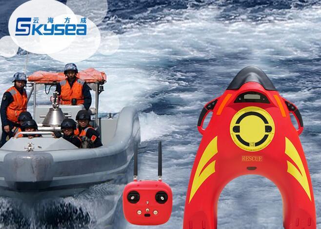 水上救援机器人具备哪些优势