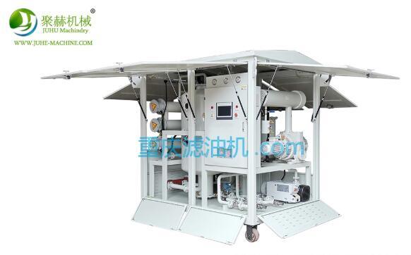 齿轮油滤油机使用广泛的原因