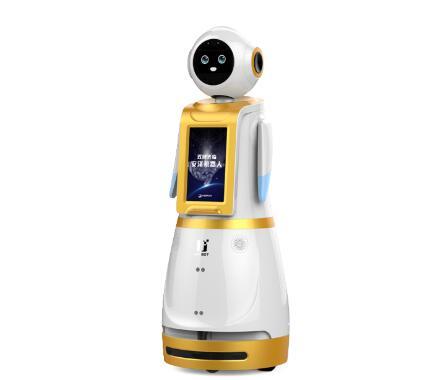 商用服务机器人通常具有哪些功能