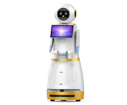 服务机器人通常使用哪些关键技术