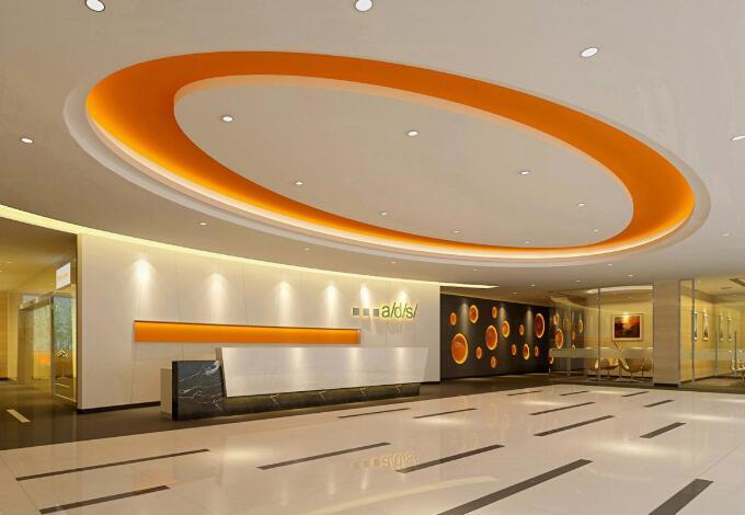 哪种企业展厅设计易吸引消费者