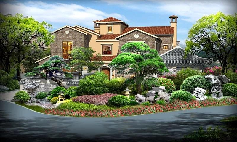 别墅绿化养护工作的重要性