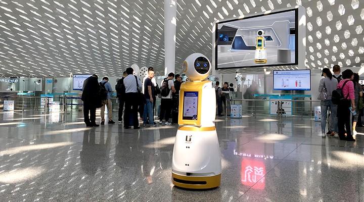 服务机器人有哪些特点?