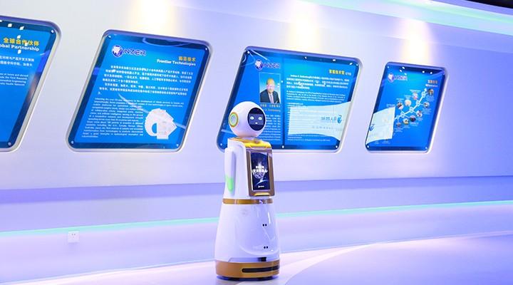 如何选择迎宾机器人?