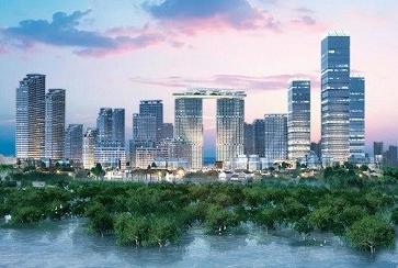 北部湾金融产业城的两大特点