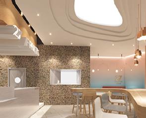 餐厅装修设计公司的特点