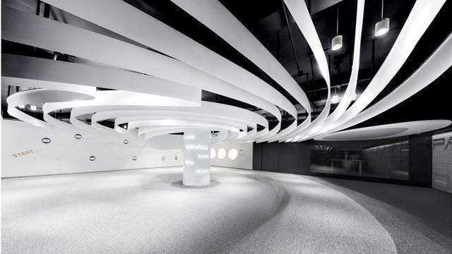 企业展厅设计五大招带来高人气