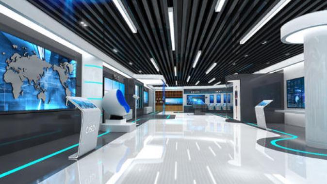 解析企业展厅设计的前提注意事项