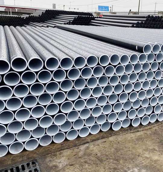 钢丝网骨架管批发商产品为什么能够作为燃气管道来使用?