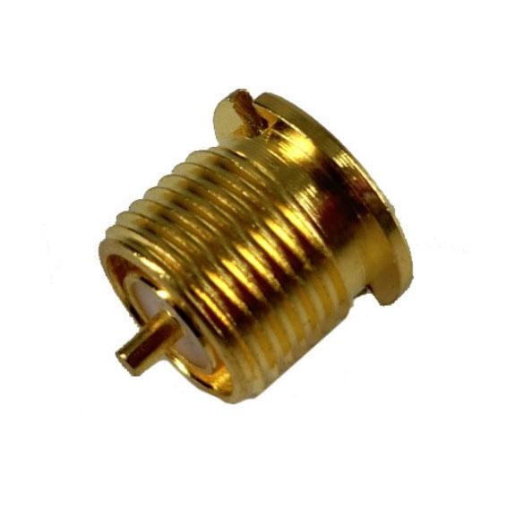 射频连接器的基本结构件主要包括哪些