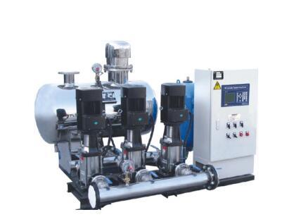 广州无负压供水设备的特点有哪些