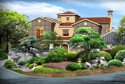 别墅绿化养护的主要特点是什么