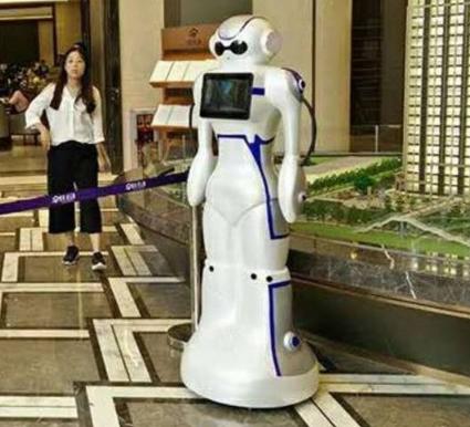 迎宾机器人具体有哪些作用