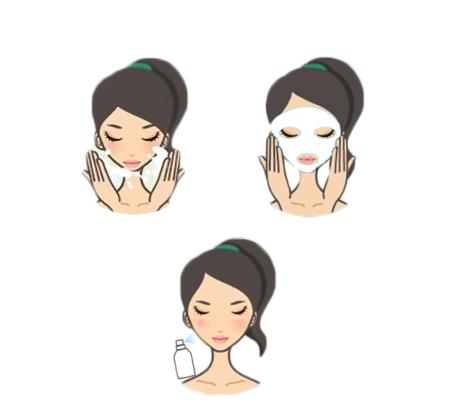 国货护肤品可以与哪些常见物进行搭配呢