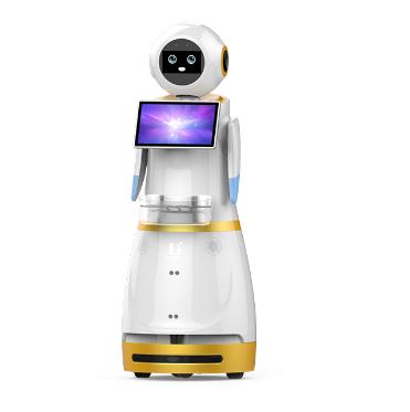 机场服务机器人有哪些功能